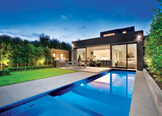 Pools Designed and Built