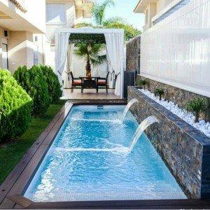 Bath and Shower Pool