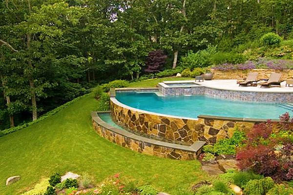 Halfsie Pool