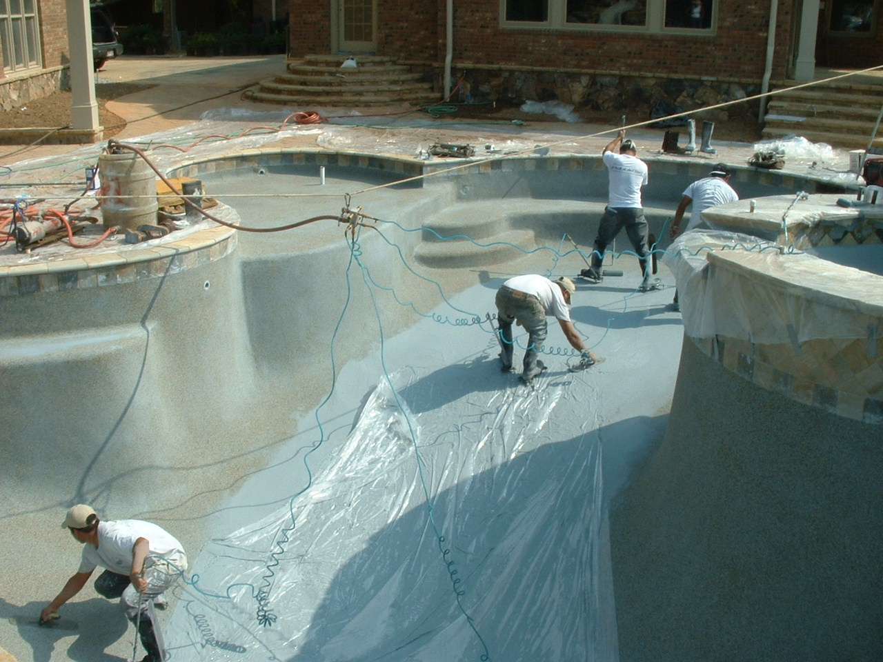 Swimming Pool Construction in Toronto