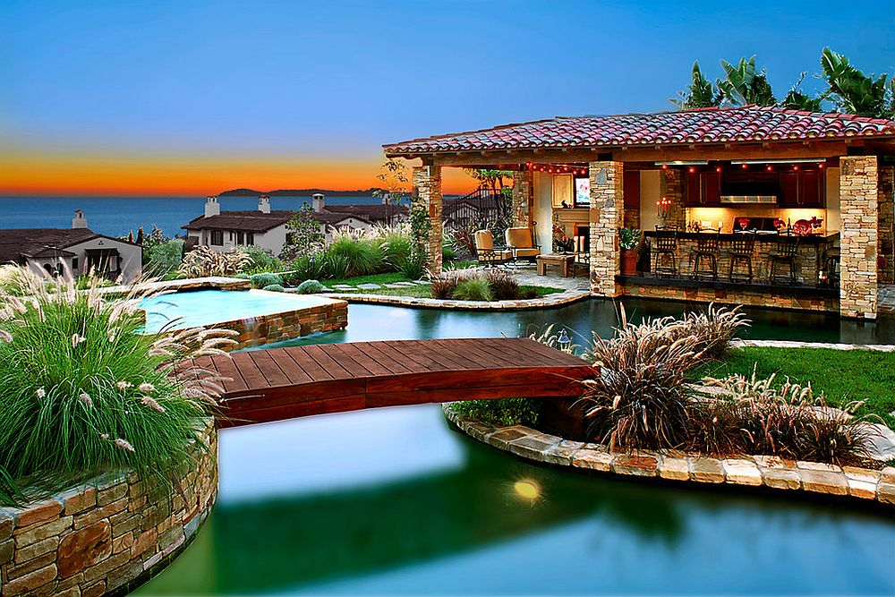 Pools with Fireplace