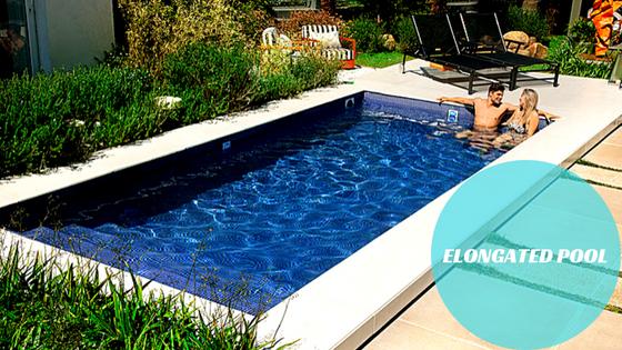 Elongated Pool