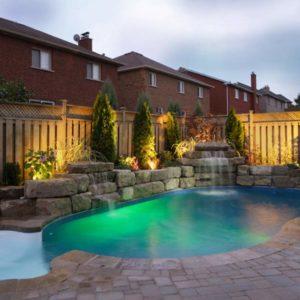 swimming pool design build