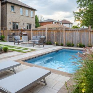 swimming bath pool design