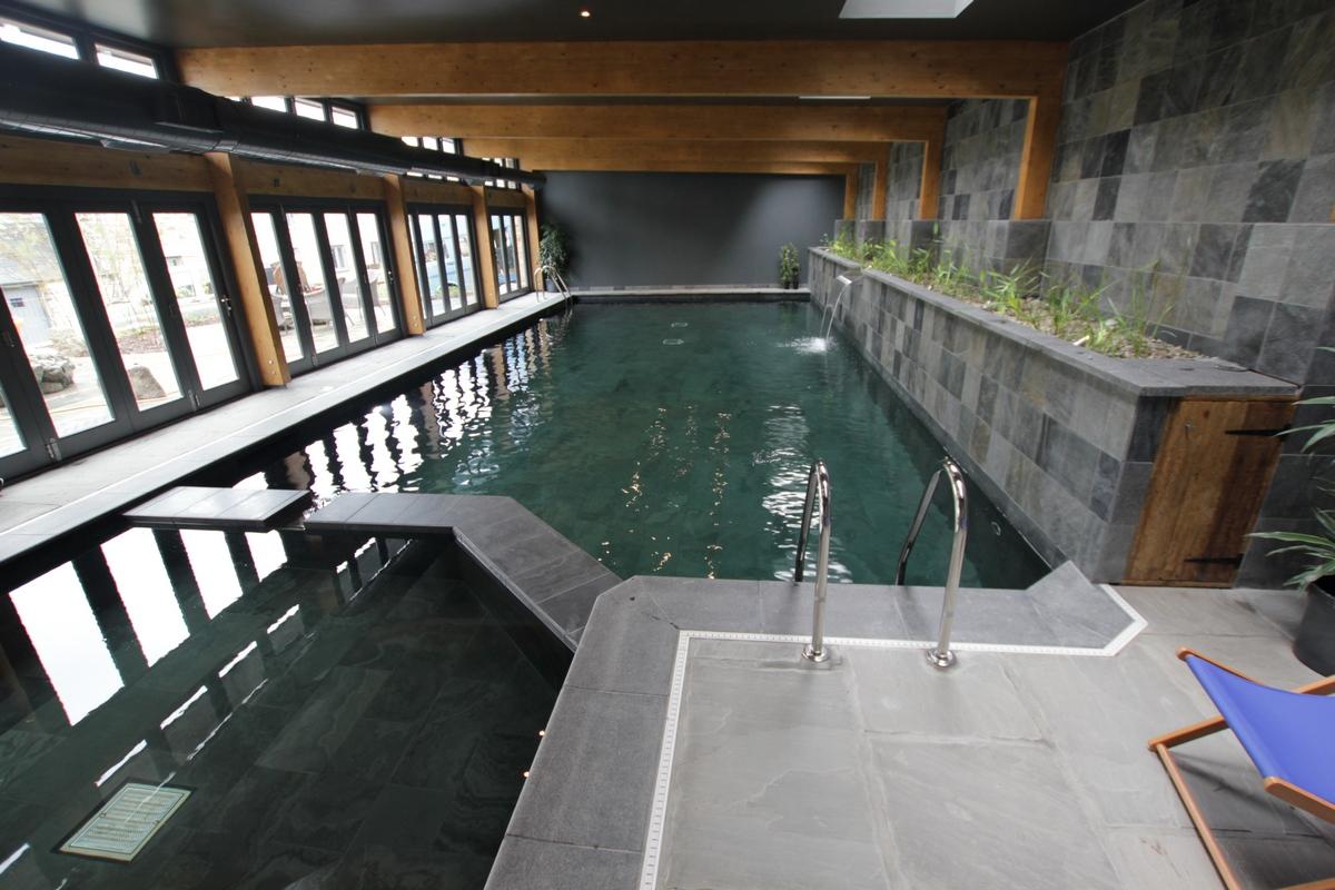 Indoor Swimming Pool Installation