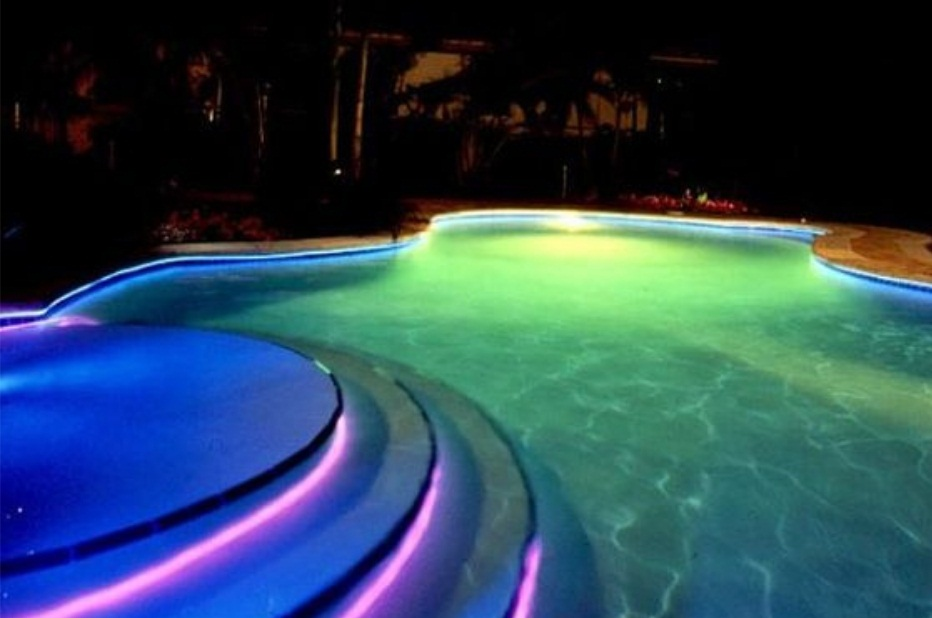 Underwater Pool Lighting