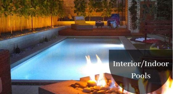 Interior/Indoor Pools