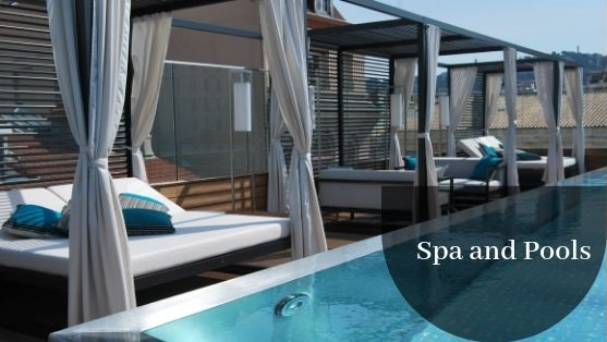 Spa and Pools