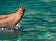 vinyl swimming pool