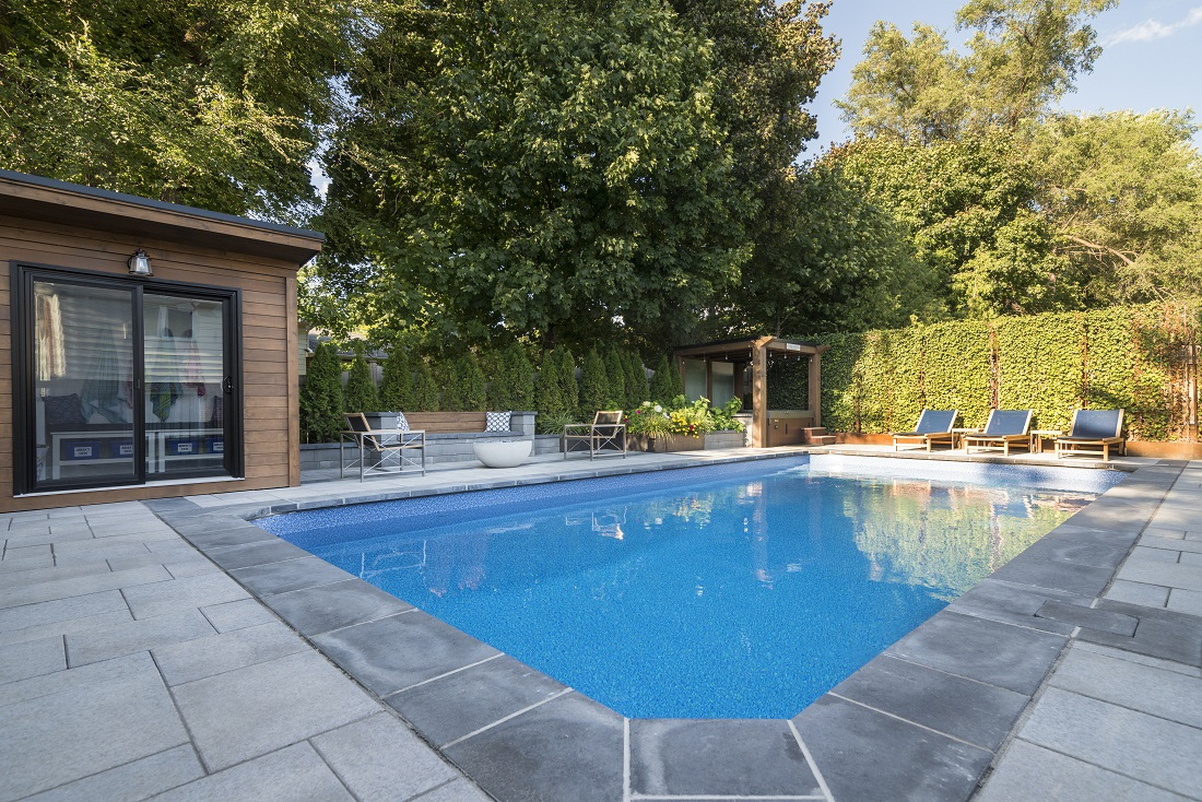 Best Backyard Pool Designs Amp Types For The Cold Climate In