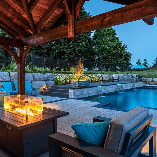 Pool and Landscape Design