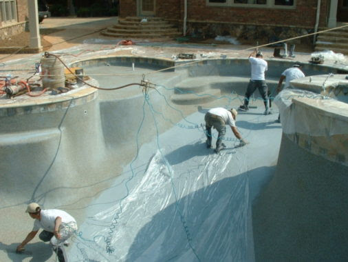 Owning and Maintaining a Swimming Pool