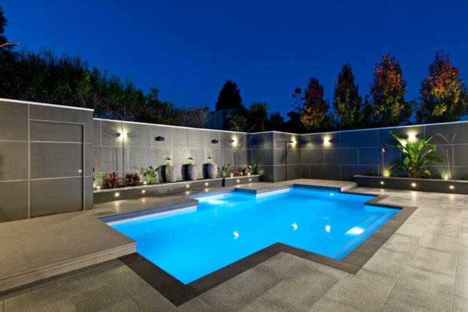 Building an Indoor Pool